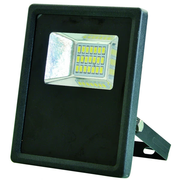 Proyector 10w 3000k Led Smd Quiron 850lm 120º 3000k  14x11,8x3